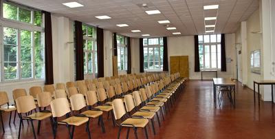 Salle de conférences au Forum 104