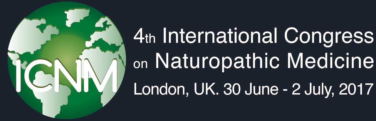 ICNM - Congrès Mondial de Naturopathie